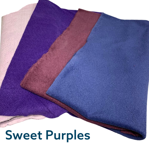 Sweet Purples Hippo Chill