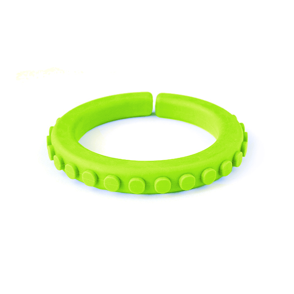 Bumpy Bracelet Lime Green