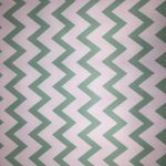 Liquid Resistant - Teal Chevron