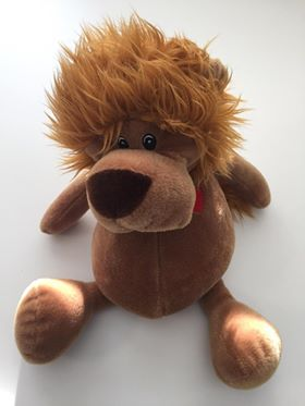Weighted Animal - Lion - 5 lbs - Hippo Hug Weighted Animals Regina (3)