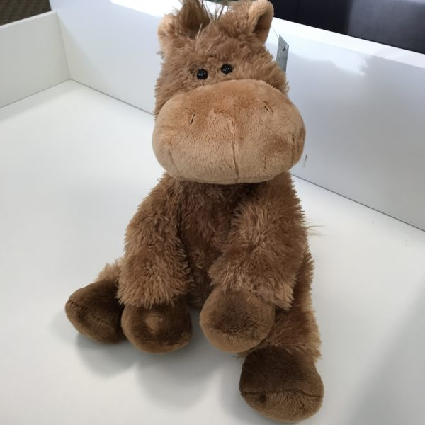 7lb horse- Hippo Hug Weighted Animals