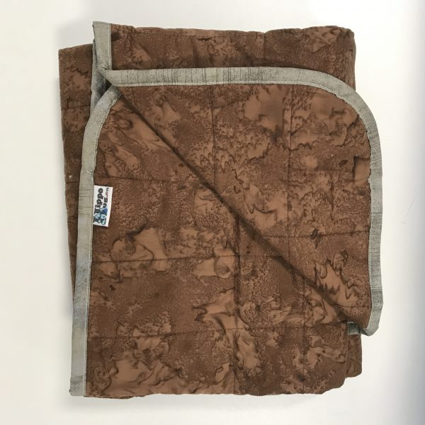 $300 40x60 Coconut- Cotton Coconut with Cotton Coconut- Hippo Hug Weighted blankets-Compared at $325 Save $25