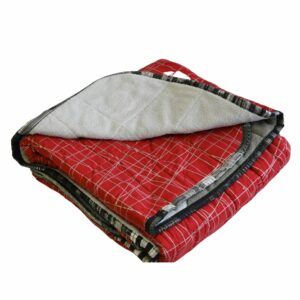 Weighted Blankets- 40x50 15lbs-Seeing Red