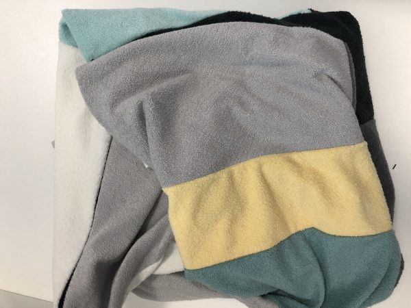 $95 Large Crash Mat Pastels- Hippo Hug Weighted Blankets
