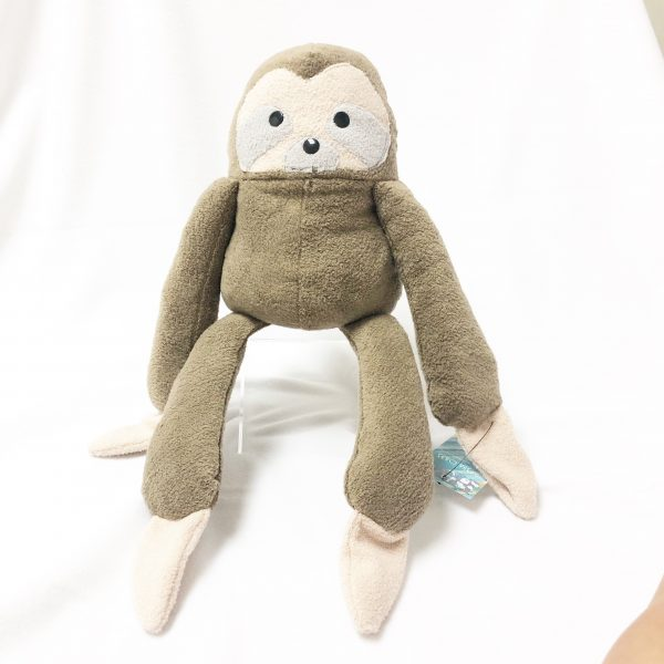 $75 Weighted Animal- Sloth 5.5lbs