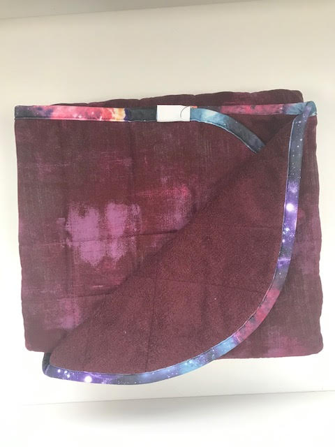 $300 - 40x60 15lbs - Ruby - Compared at $315 save $15