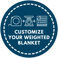 Customize Your Weighted Blanket Button