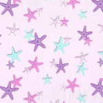 Cotton-Pink Starfish