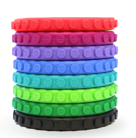 Wheel Bracelet Chewlery is a safe and discreet solution for anyone who needs to chew. Use it for calming or as an alternative to chewing.