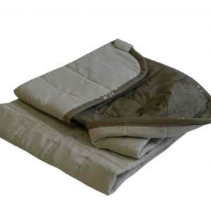 For Sale-Weighted Blankets-20x50 4lbs- Grey Blend