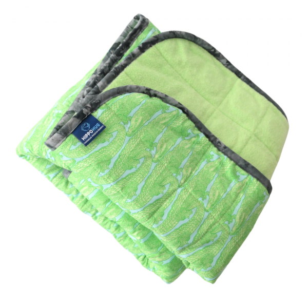 """Later Alligator - 12lb-40x50""""-Weighted Blanket"""